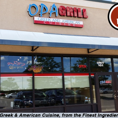 Opa Grill • A Personal Video Review (Yonks)